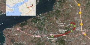 Altunizade-Çamlıca Metrosu 2019'da Açılacak