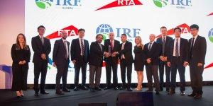 Avrasya Tüneli Projesine Global Başarı Ödülü