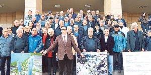 Mağdurlar 45 Yıldır İmar Bekliyor, Holding 45 Günde Aldı!