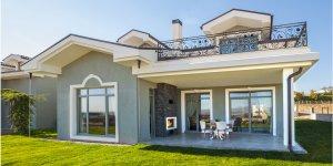 Kuğu Gölü Villaları'nda Manzara Hiç Kapanmayacak