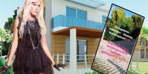 Ünlü Şarkıcının Çeşme'deki Villasının Kapıları Çalındı