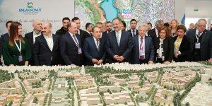 Emlak Konut Projeleri MİPİM Fuarında Görücüye Çıktı