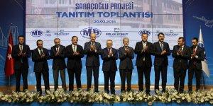 Emlak Konut Saraçoğlu Projesi Tanıtıldı