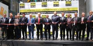 İzmir Beton Fuarı Başladı
