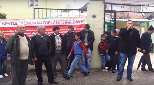 Karabağlar Kentsel Dönüşüm Platformu - Cennetçeşme Mahallesi Bilgilendirme Toplantısı