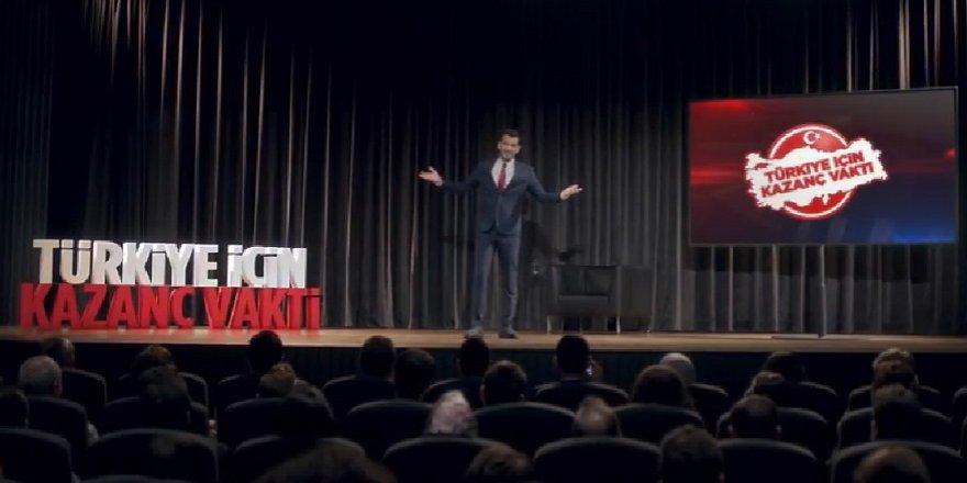 Türkiye için Kazanç Vakti Konut Kampanyası Reklam Filmi