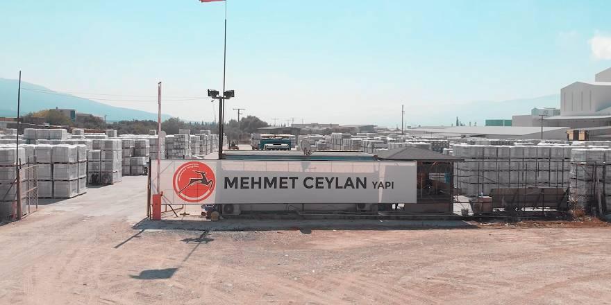 Mehmet Ceylan Yapı Malzemeleri Tanıtım Videosu
