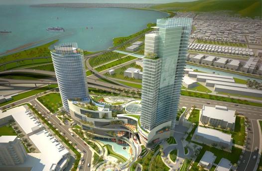 Istanbul Firmalarının Izmir Projeleri